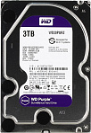 "HDD 3 Tb SATA 6Gb/s Western Digital Purple <WD30PURZ> 3.5""  5400rpm 64Mb"