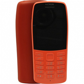 "NOKIA 210 TA-1139 DS Red (DualBand, LCD160x120, 2.4"", GPRS+BT,  microSD, 0.3Mpx)"