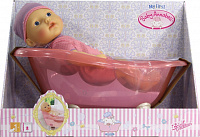 Zapf Creation My First Baby Annabell <700044>  Кукла  с ванночкой,  36см
