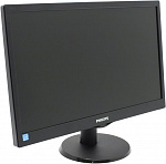 "18.5"" ЖК монитор PHILIPS 193V5LSB2/10/62  (LCD,  Wide, 1366x768,  D-Sub)"