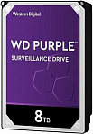 "HDD 8 Tb SATA 6Gb/s Western Digital Purple <WD84PURZ> 3.55""  5640M 128MB (SATA-III) DV&NVR"