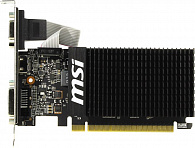 1Gb <PCI-E> DDR3 MSI  V809 GT710 1GD3H LP (RTL) D-Sub+DVI+HDMI  <GeForce GT710>